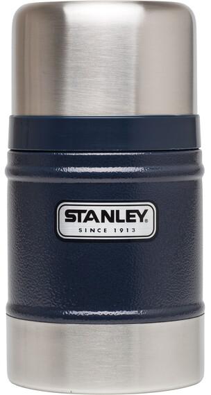 Stanley Classic - Gourde - 500ml bleu/argent